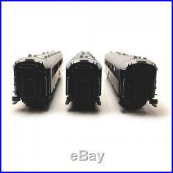 Coffret de 3 voitures S CIWL Ep II-HO 1/87-LSMODELS 49131