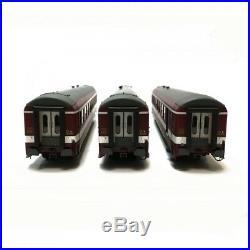 Coffret de 3 voitures UIC ép IV Capitole-HO-1/87-REE VB119