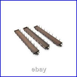 Coffret de 3 wagons à ranchers Rs 684 / Res 686-HO 1/87-MARKLIN 47145