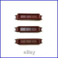 Coffret de 3 wagons trémie AF-CRFF Ep IV-N-1/160-REE NW120