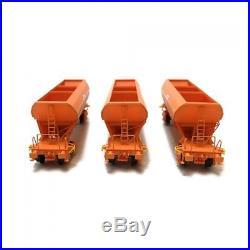 Coffret de 3 wagons trémie Ep V-VI COLAS-N-1/160-REE NW117