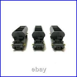 Coffret de 3 wagons trémie Ep V-VI ECR-N-1/160-REE NW118