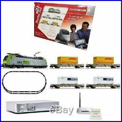 Coffret de démarrage digitale Z21 loco BR485 BLS-N-1/160-FLEISCHMANN 931581