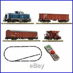 Coffret de démarrage digitale loco 212 +3 wagons épIV DB-N-1/160-FLEISCHMANN 931
