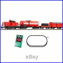 Coffret de démarrage loco BR363 + 3 wagons épVI DBAG-HO-1/87-FLEISCHMANN 631202