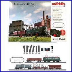Coffret de démarrage BR140 Ep IV DB digital son 3R-HO 1/87-MARKLIN 29400