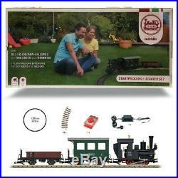 Coffret de démarrage Loco Vapeur train de jardin-G-1/22.5-LGB 70502