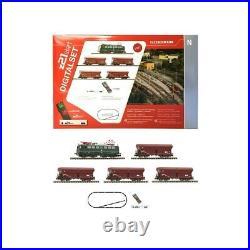 Coffret de démarrage digital CL 140 marchandises DB-N 1/160-FLEISCHMANN 931895