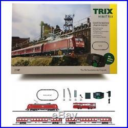 Coffret de démarrage digital Express Régional-N 1/160-MINITRIX 11140