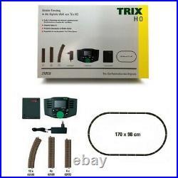 Coffret de départ Digital-HO-1/87-Trix 21000