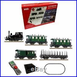 Coffret digital son avec multimaus vapeur SBB ép III-HO-1/87-FLEISCHMANN 631581