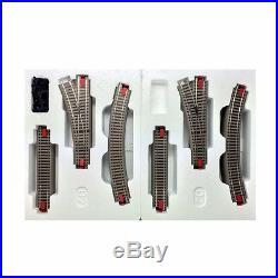 Coffret rails geoline digital -HO-1/87-ROCO 51250