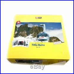 Coffret téléphérique Titlis-bahn motorisé- HO-1/87-BRAWA 6330 DEP23-08
