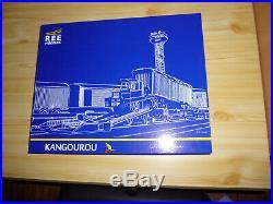 Coffret wagons kangourou de REE Modele réf WB-333