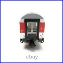 Convoi ferroutage 3 wagons + voiture OBB-HO 1/87-ROCO 76346