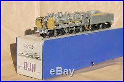 DJH jouet ancien métal locomotive vapeur 231A NORD PLM PO-MIDI ETAT SNCF
