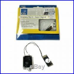 Décodeur sonore Loksound micro V4.0 next 18 DCC-N et HO-ESU-54898