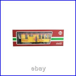 Demi-fourgon à bagages Coca-Cola Ep III train de jardin-G 1/22.5-LGB 36818