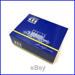 Draisine DU65 5M 474 Sud Est ep III et IV Sncf analogique -HO-1/87-REE MB-073
