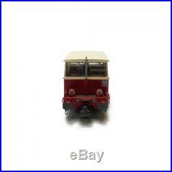 Draisine DU65 6.044 Nord ep V Sncf analogique -HO-1/87-REE MB-075