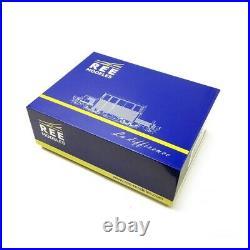 Draisine DU65-6-049 Ouest avec grue Sncf ép IV/V -HO 1/87- REE MB109