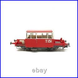 Draisine DU65-T-151 RATP ép III et IV -HO 1/87- REE MB111