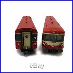 EAD X4401 / XRAB8367 Nevers époque IV et V -HO-1/87-LSMODELS 10036