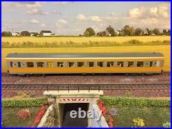 EPM E. 22.15.01 Coffrets 5 Éléments RTG. N°4. Gris Métalisée Et Jaune Bouton D'or