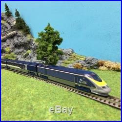 Eurostar coffret 4 éléments complémentaires ép VI-N-1/160-KATO 10-1298