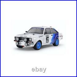 Ford Escort Mk. II Rally MF01X 4WD 1/10 TAMIYA 58687
