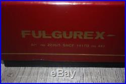 Fulgurex Locomotive SNCF 141TB 443 Ref 2236/5 Neuve