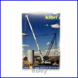 Grande grue Liebherr LTR 1800 télescopique -HO-1/87-KIBRI 13022