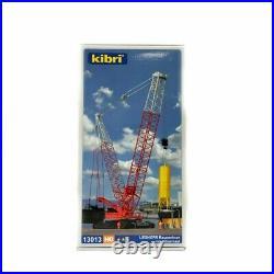 Grande grue Liebherr à chenille -HO-1/87-KIBRI 13013