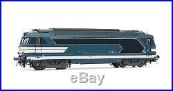 HJ2219 Loco DIESEL JOUEF SNCF BB67368 livrée SNCF ventilateur DCC Rdy HO 1/87