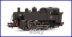 HJ2246 loco vapeur JOUEF SNCF 030 TU Lille la délivrance 0-6-0 DCC + SON HO 1/87
