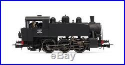 HJ2261 loco vapeur JOUEF SNCF 030 TU Depot Le Bourget 0-6-0 DCC + SON HO 1/87
