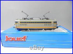 Hj 2076 Locomotive Jouef Bb 17029 Sncf Livre Beton Epoque V En Boite Ho