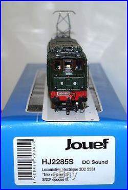 HJ 2285 S JOUEF 2 D 2 5531 LOCO 2D2 NEUVE EN BOITE