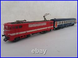 HO RAME PUERTA DEL SOL locomotive + 6 VOITURES