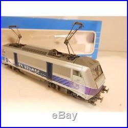 Hj 2014 Superbe Locomotive Jouef Bb 26005 Sybic Sncf Livre En Voyage Ho