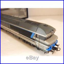 Hj 2129 Superbe Locomotive Jouef CC 72006 Sncf Livre Isabelle Ho