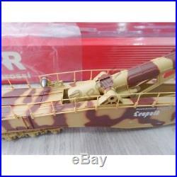 Hr 6113 Rare Superbe Wagon Rivarossi Canon Léopold Allemand Ho En Boite