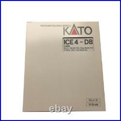 ICE 4 BR412 7 éléments DB AG Ep VI-N-1/160-KATO 10950