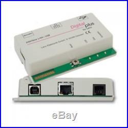 Interface LAN/USB-DIgital Plus LENZ 23151