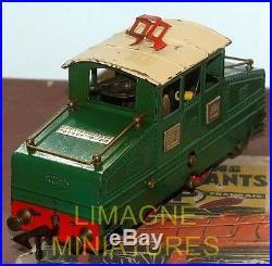 Jep Coffret Avec Locomotive Electrique B28-160
