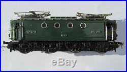 JEP LOCOMOTIVE SNCF BB-8101 / MOTEUR AP5 / EN BON ÉTAT /MACHINE TESTÉE