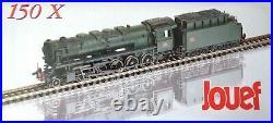 JOUEF 8265 HO Locomotive type 150X ep III SNCF (150X29) neuf teste