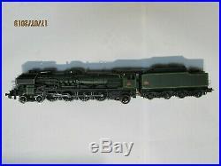 JOUEF HJ2241 HO Locomotive vapeur 241 P 28 la Chapelle digitale sound