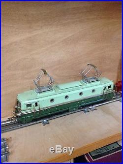 JdeP(JEP)-CC 7200-COULEUR RARE-2 Moteurs électriques fonctionnels-SUPERBE ETAT