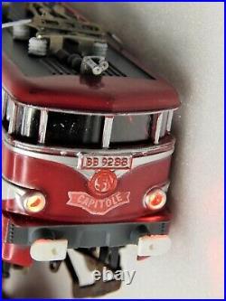 Joue Superbe Locomotive Bb 9288 Capitole Ameliore Cc2rails Ho